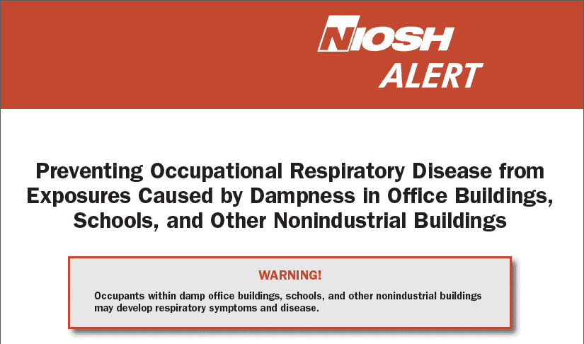 Nosh Alert prevention mould